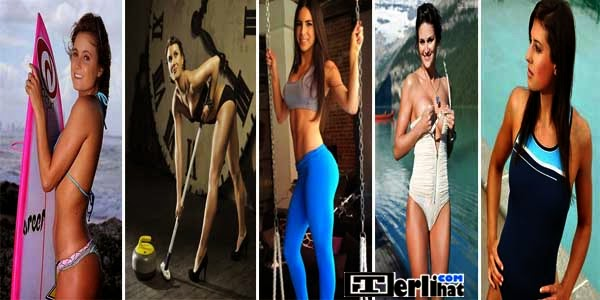 Atlet Wanita Tercantik dan Terseksi Di Dunia