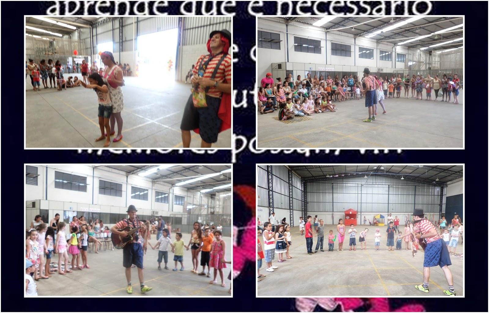 Animação de Festa - Empresa MCM dia das Crianças.