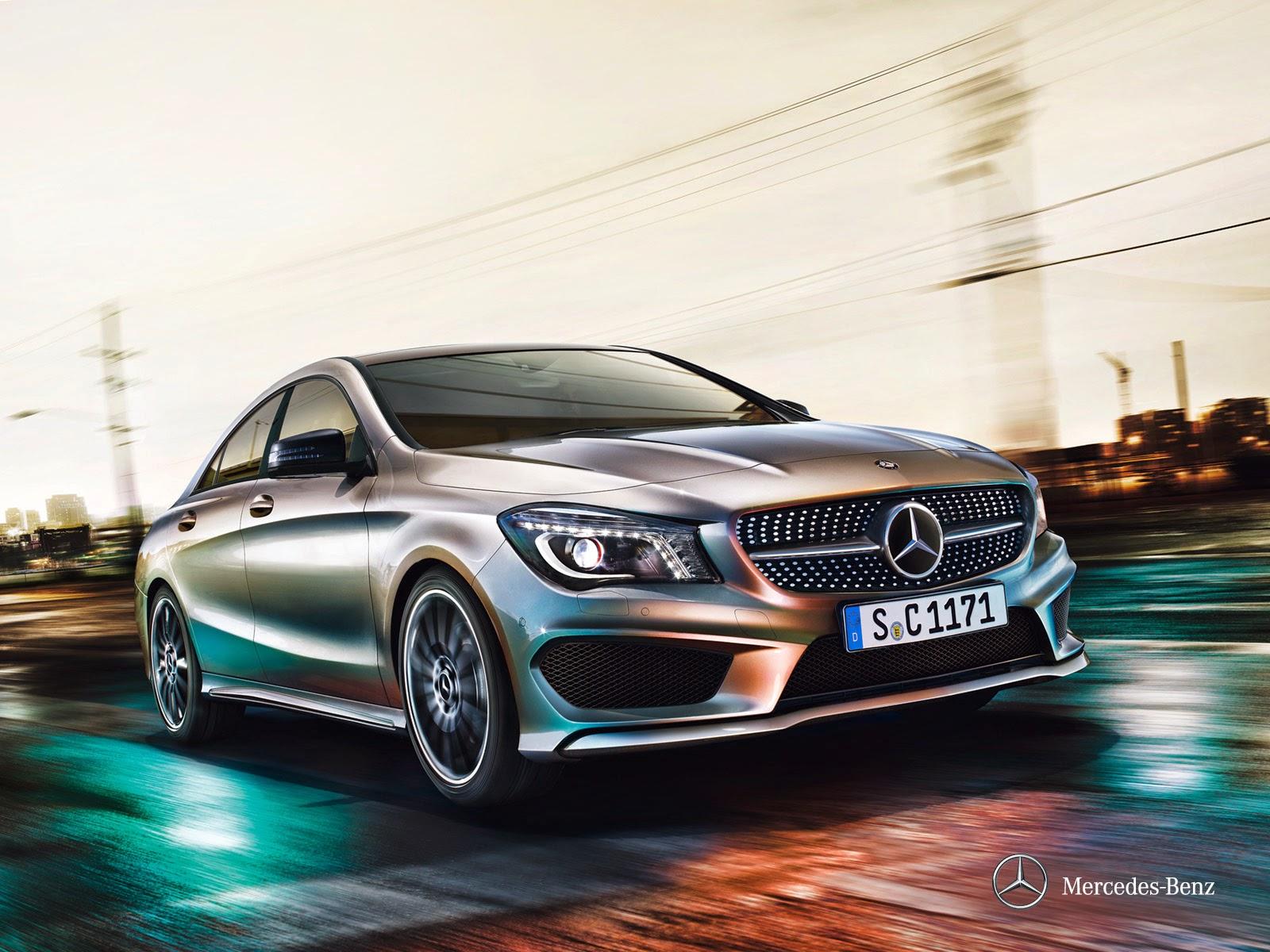 Mercedes Benz CLA Class Spesification Indonesian Market