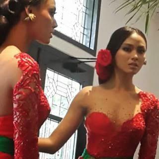 Foto Baju Kebaya untuk Wanita Kurus Langsing Model Baru