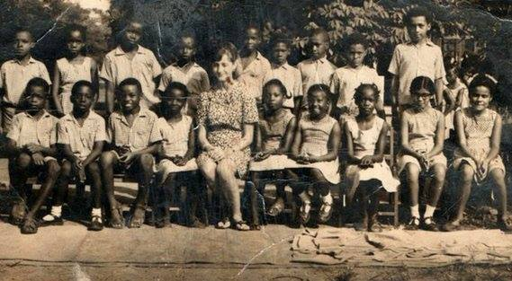 Inspirational photo of the Nigerian Vice-president, Prof Yemi Osinbajo as a pupil