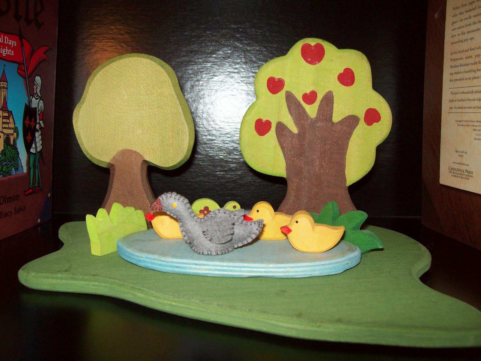 april u0027s homemaking 52 weeks of fairy tales week 8 the ugly duckling