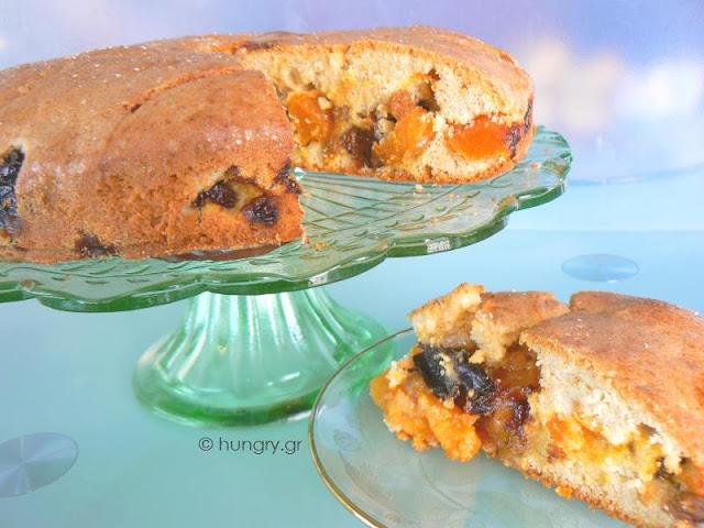 Dried Fruits Cake