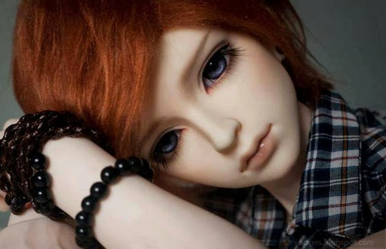 Doll Male Hair Style Emo Fashion