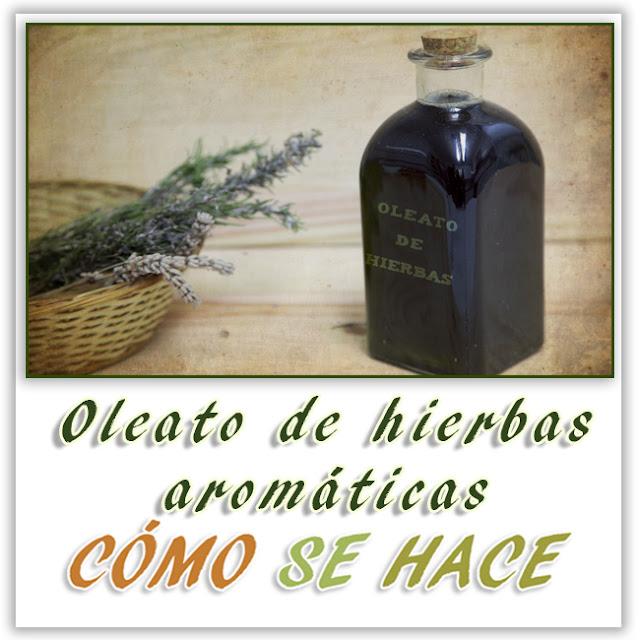 OLEATO DE HIERBAS AROMÁTICAS
