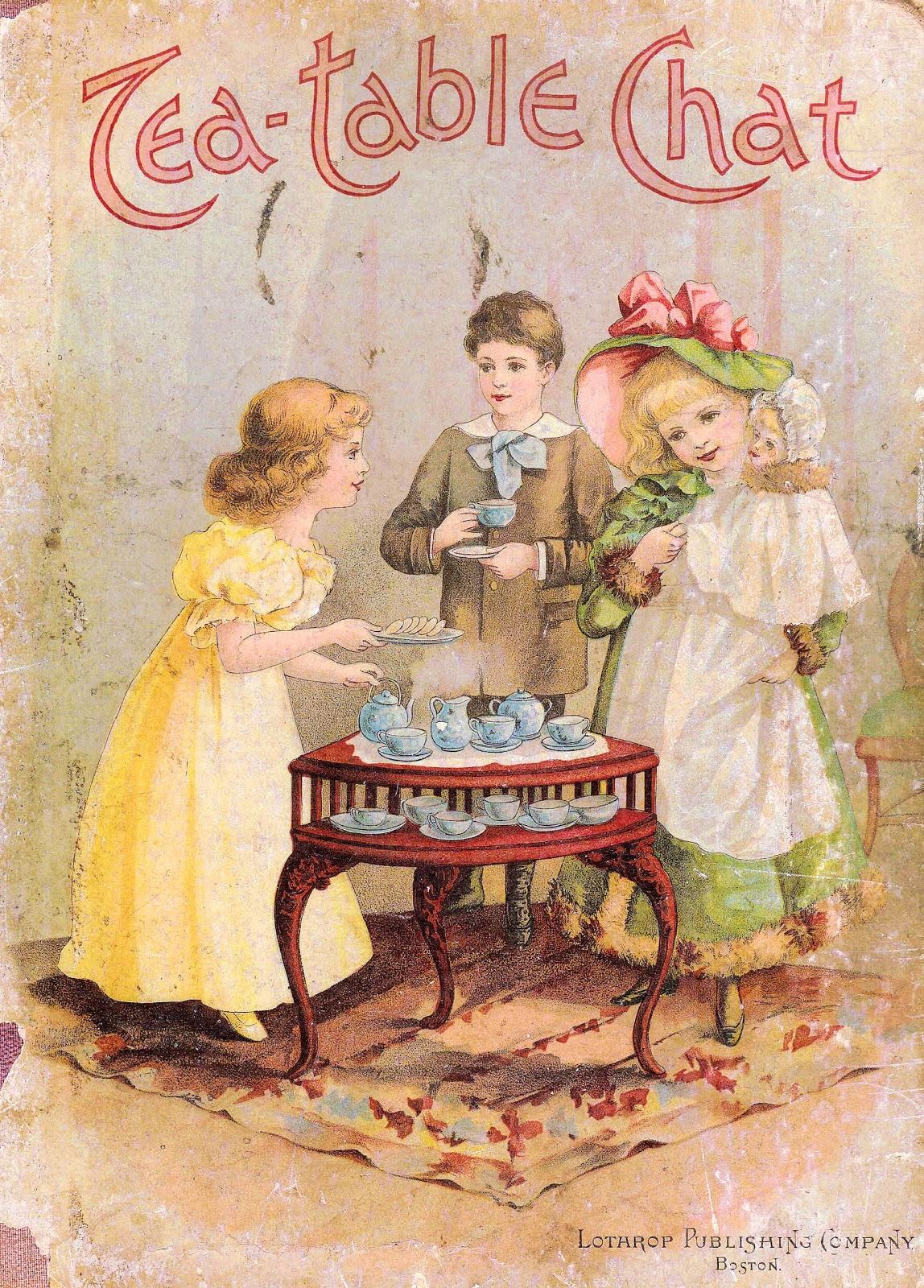 Antique Images: Vintage Victorian Graphic: Victorian ...