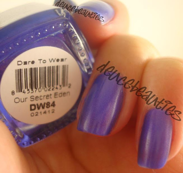 Deuce Beauties: LECHAT: Dare to Wear Love Dream Collection Review ...