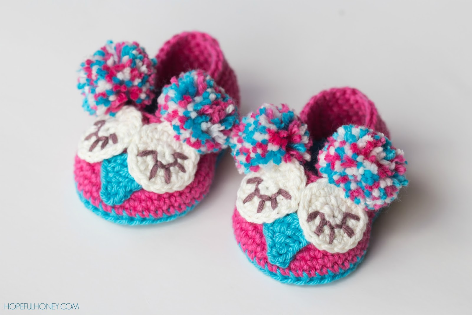Crochet Owl Baby Booties Pattern ~ Pakbit for .