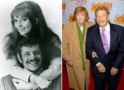Jerry Stiller and Anne Meara