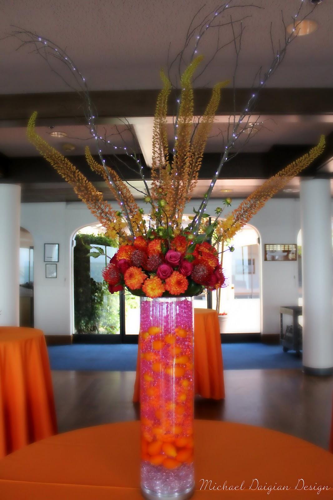 Elegant Party Decorations 50th Birthday michael daigian design: 50th birthday party