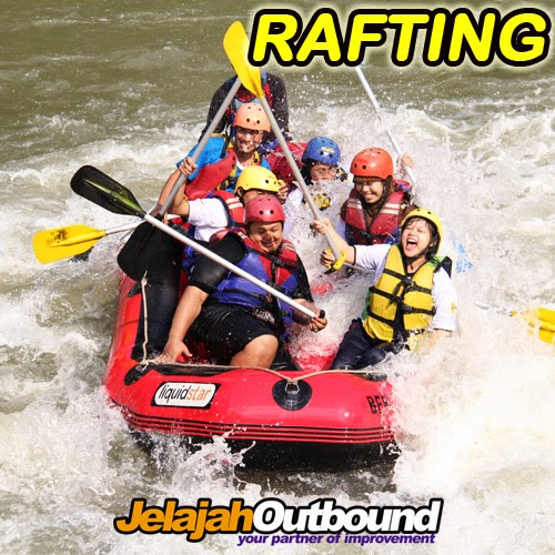 Outbound Kopeng Paket Outbound Team Building Paintball Treetop Adventure Rafting