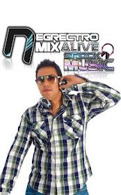 Dj Jorge Sanz a.k.a Negrectro Mix Alive !