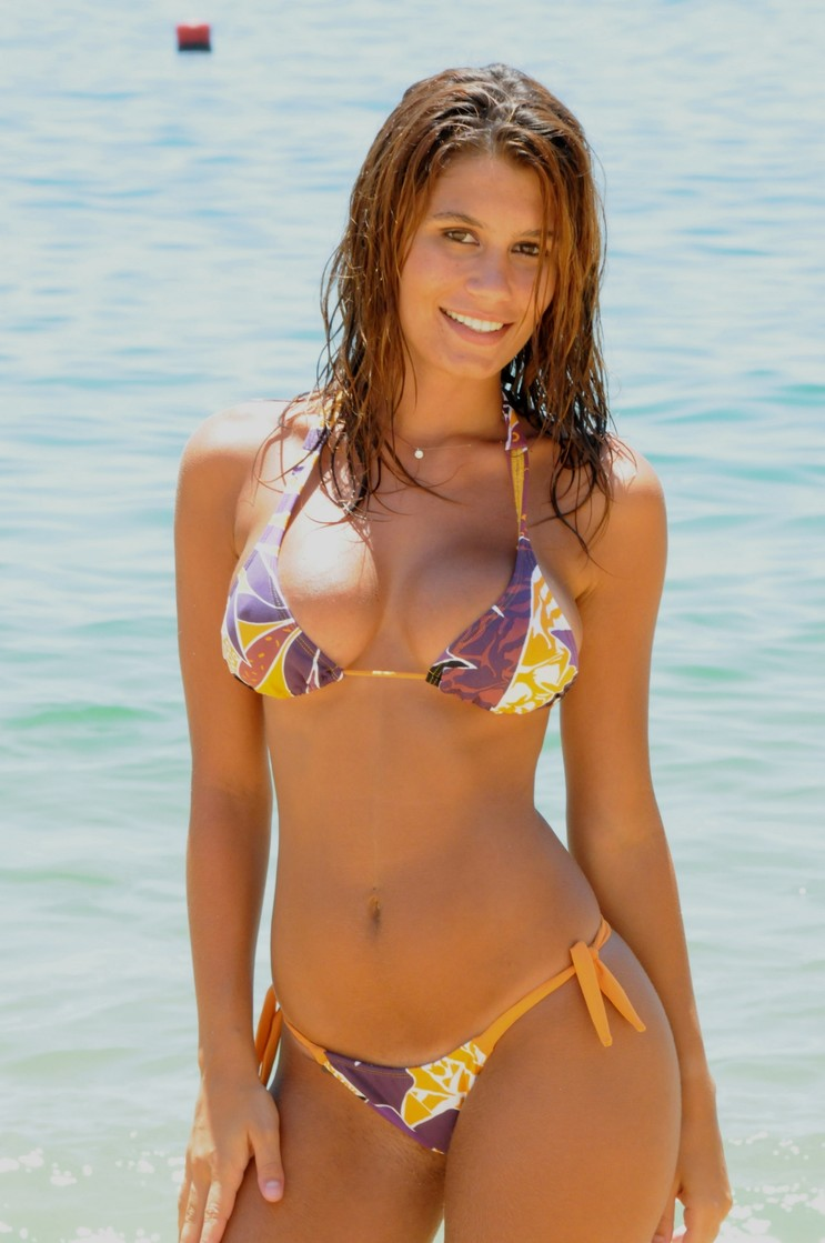 hot girls in bikini