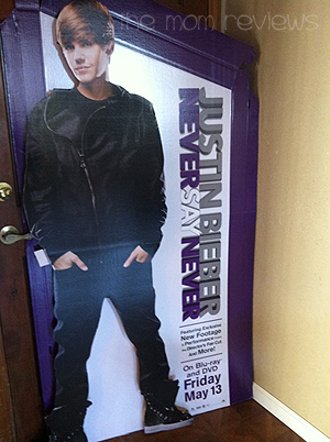 justin bieber never say never dvd label. Also check out the Never Say