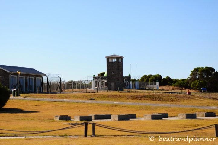carcere di Robben island