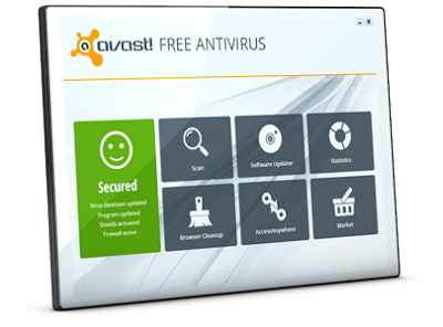 Avast Free Antivirus Version 8.0
