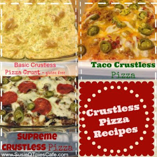 Crustless Pizza Recipes