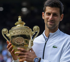 Novak Djokovic ganó su quinto título en Wimbledon