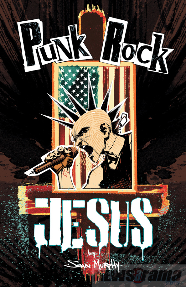 Review: Punk Rock Jesus