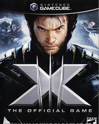 X Men The Official PC Game