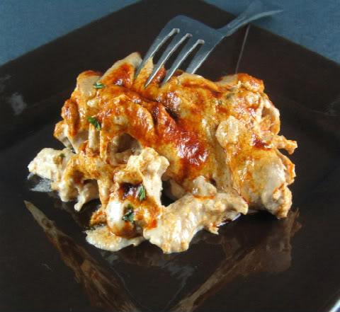 Three Years Ago Today: Circassian Chicken - Cerkez Tavugu