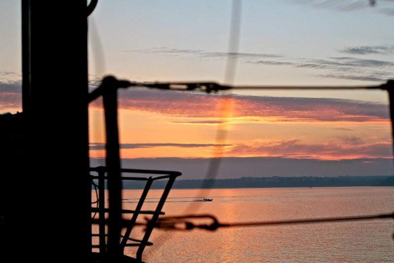 Coucher de soleil frégate marine nationale - BLOG MODE HOMME MENSFASHION