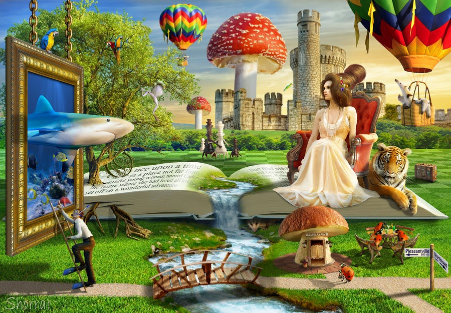 03-Once-Upon-A-Time-Debra-Mason-Shorra-Surreal-Digital-Micro-Universes-www-designstack-co