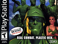Game Ps1 - Army Men Sarge's Heroes