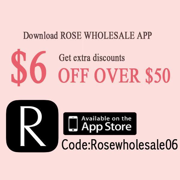 Code: Rosewholesale06