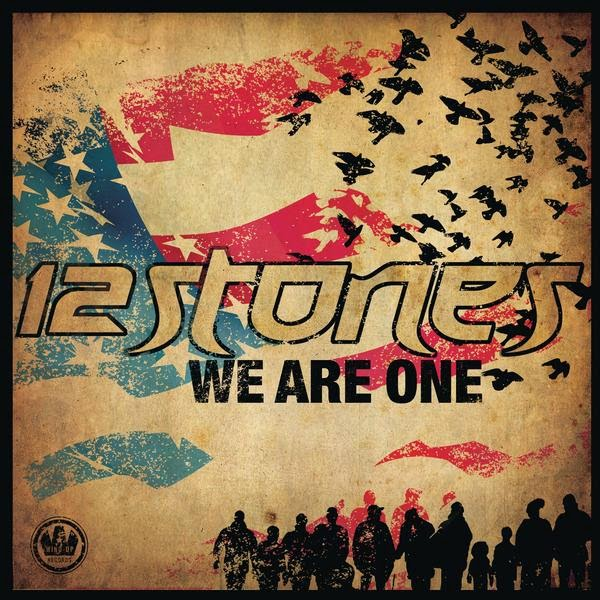 12 Stones - We Are One - Single Cover