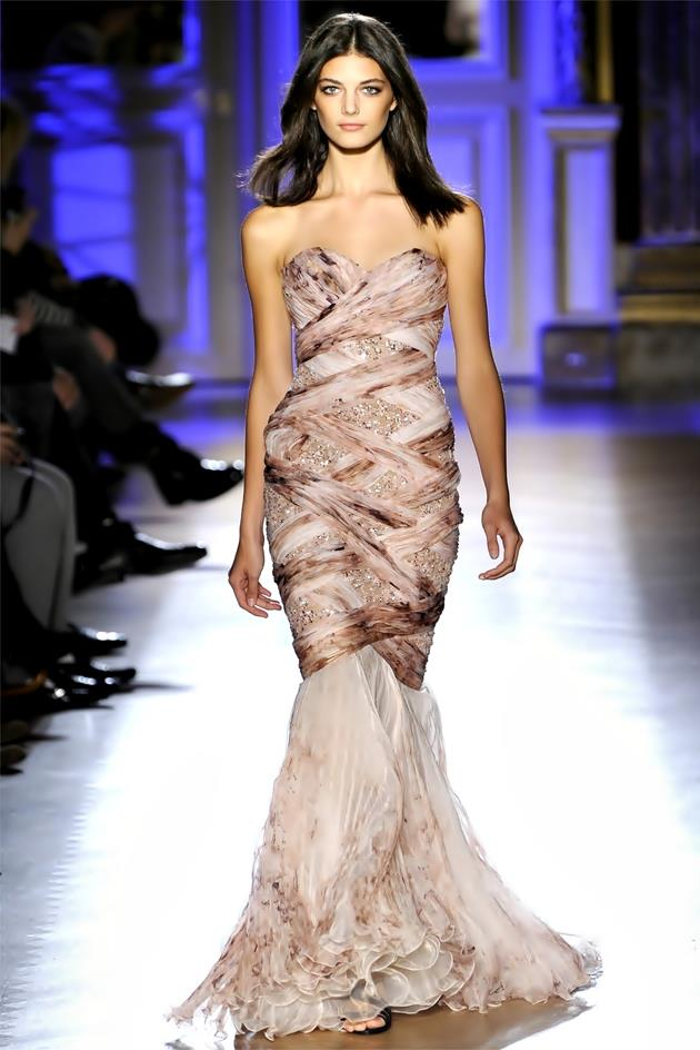 1001 fashion trends zuhair murad haute couture spring for Summer haute couture