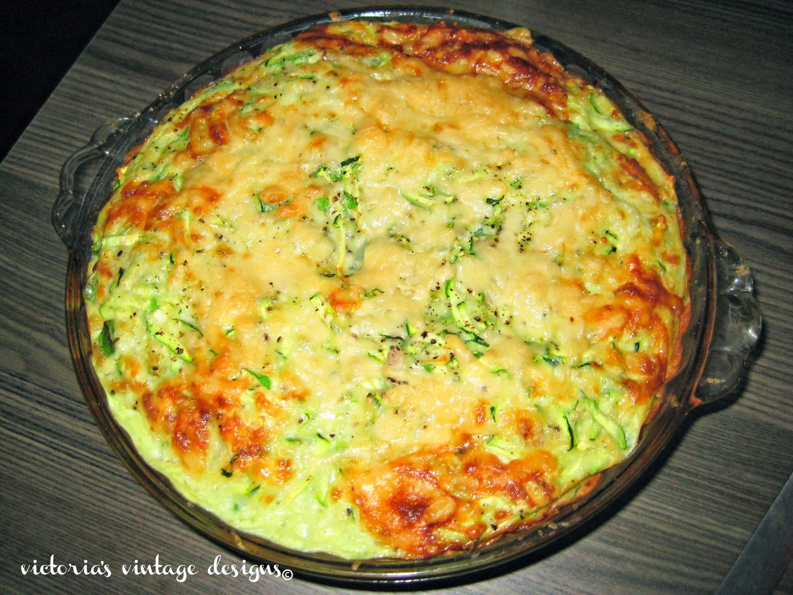 summer zucchini pie crust less zucchini pie crustless zucchini quiche ...