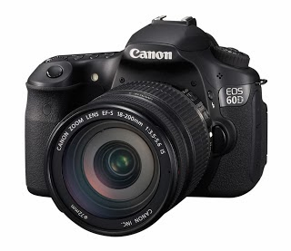 Harga Kamera DSLR Canon EOS 60D Beserta Spesifikasinya