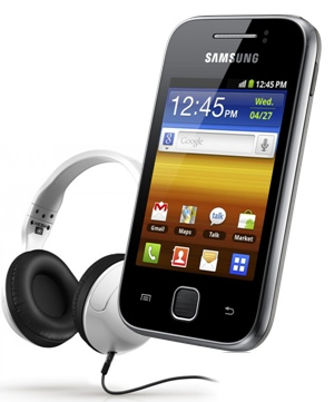 Samsung Galaxy TV Skullcandy