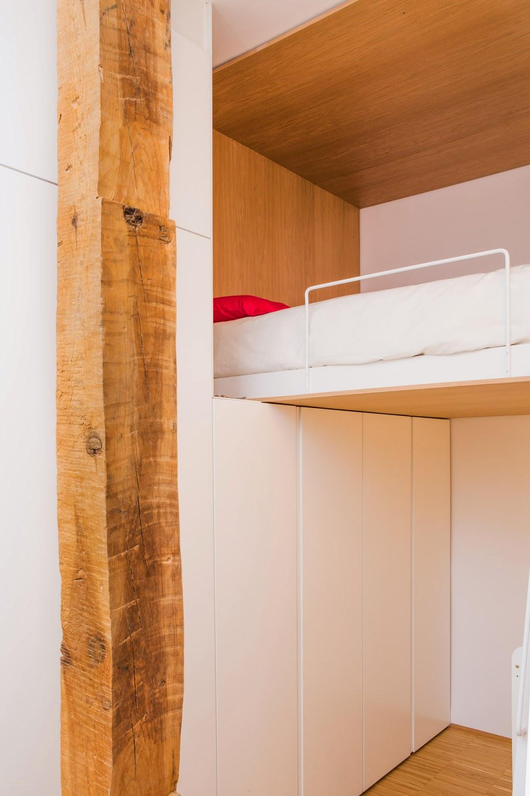 Reforma de vivienda Madrid, Loft Madrid, Ideas para un Loft, Rehabilitación edificio Madrid