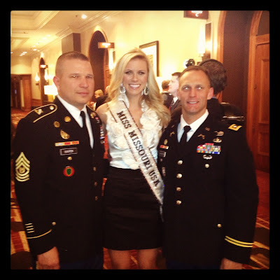 Katie Kearney Miss Missouri