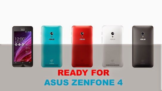 Asus Zenfone 4 Harga dan Spesifikasi