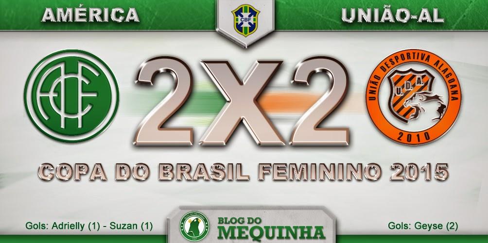 Dia histórico no futebol feminino