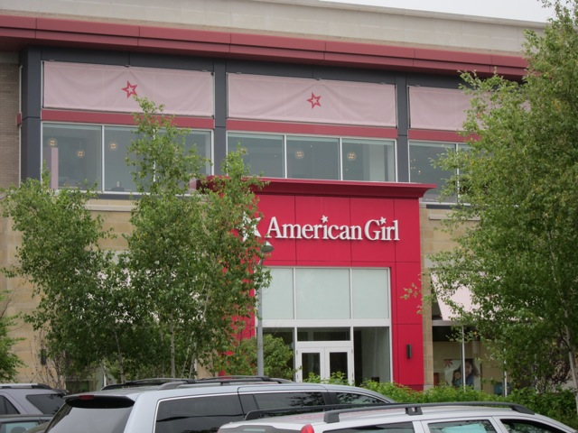 American Girl Boston