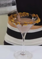 cocktail Nutella Martini