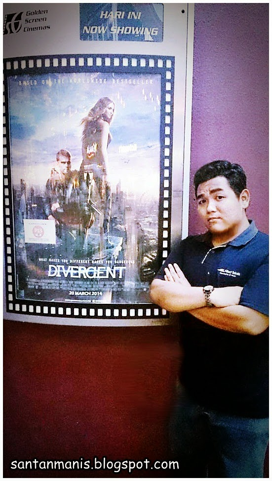 Review Filem Divergent Best Ke Tidok