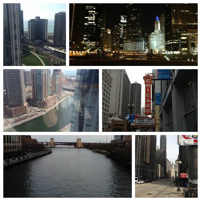 Chicago City Scape | OrganizingMadeFun.com