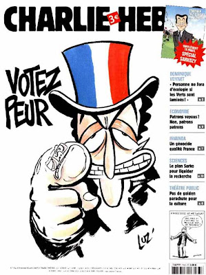 vote, Sarkozy, fear, current affairs