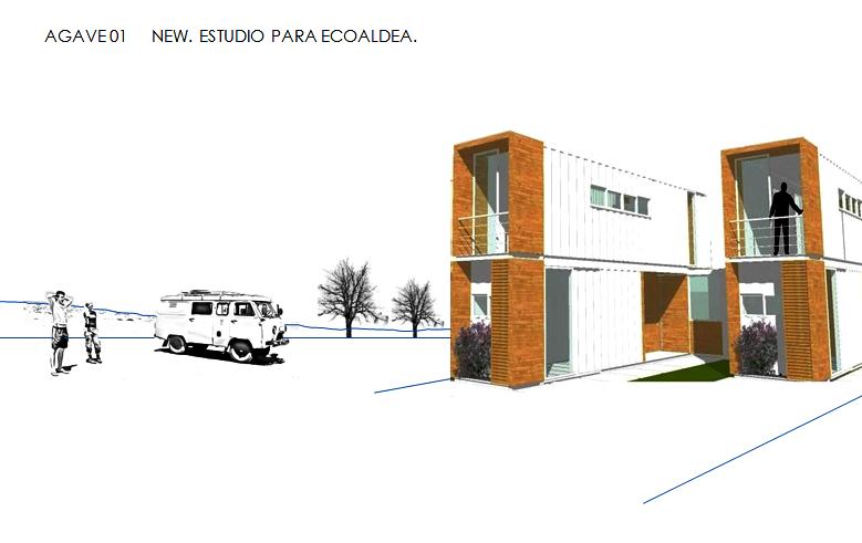 Casas contenedores tattoo design bild - Casa de contenedores maritimos ...