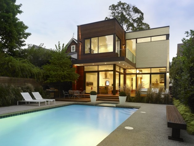 Nice house design, Toronto, Canada: Most Beautiful Houses in the World