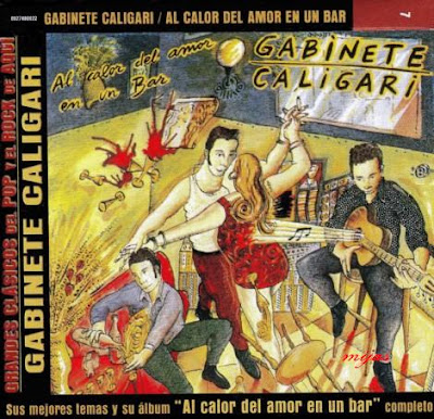 GABINETE CALIGARI Sus mejores temas y su album \