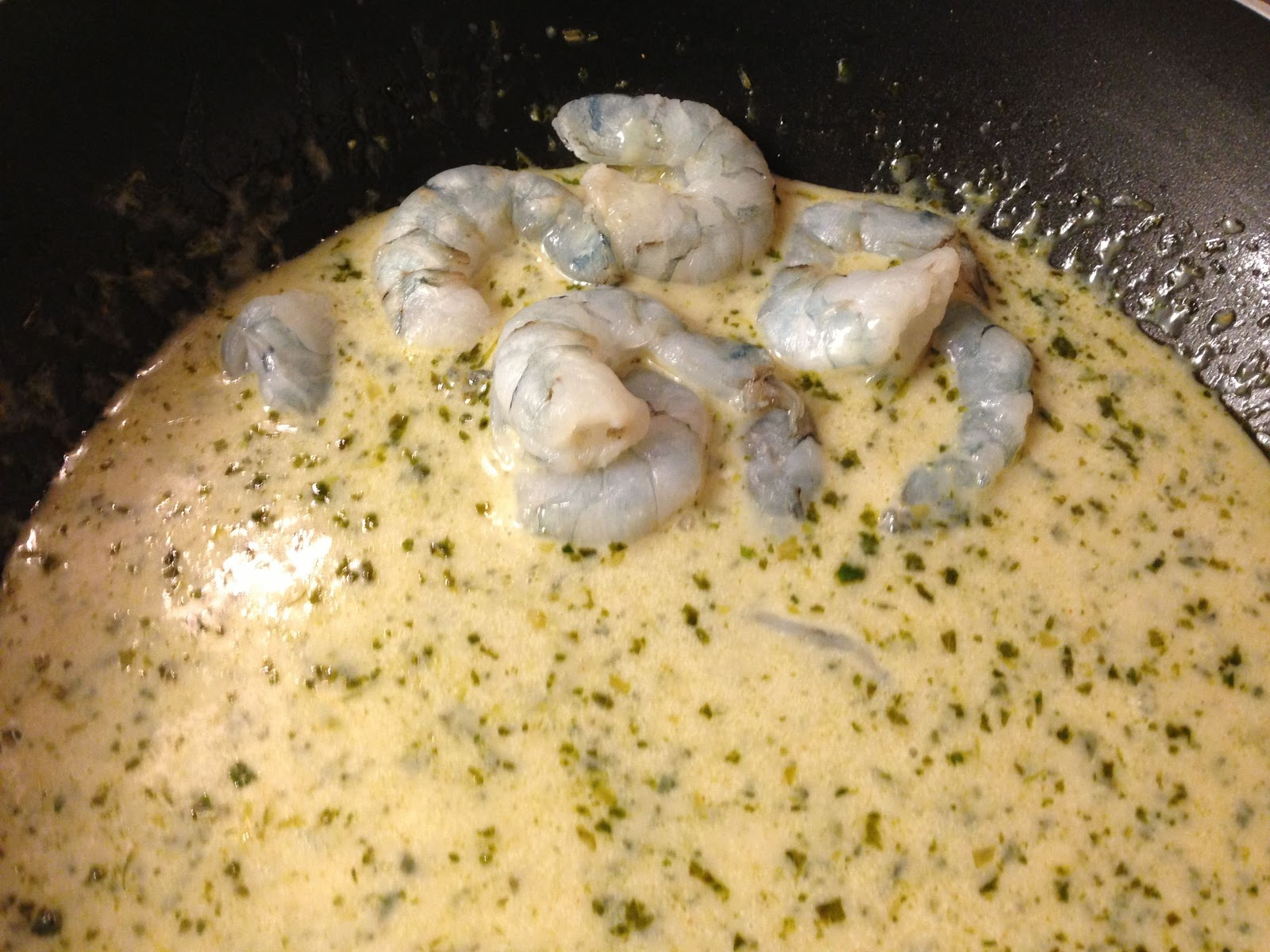 Free From G.: Gluten Free Thai Green Curry