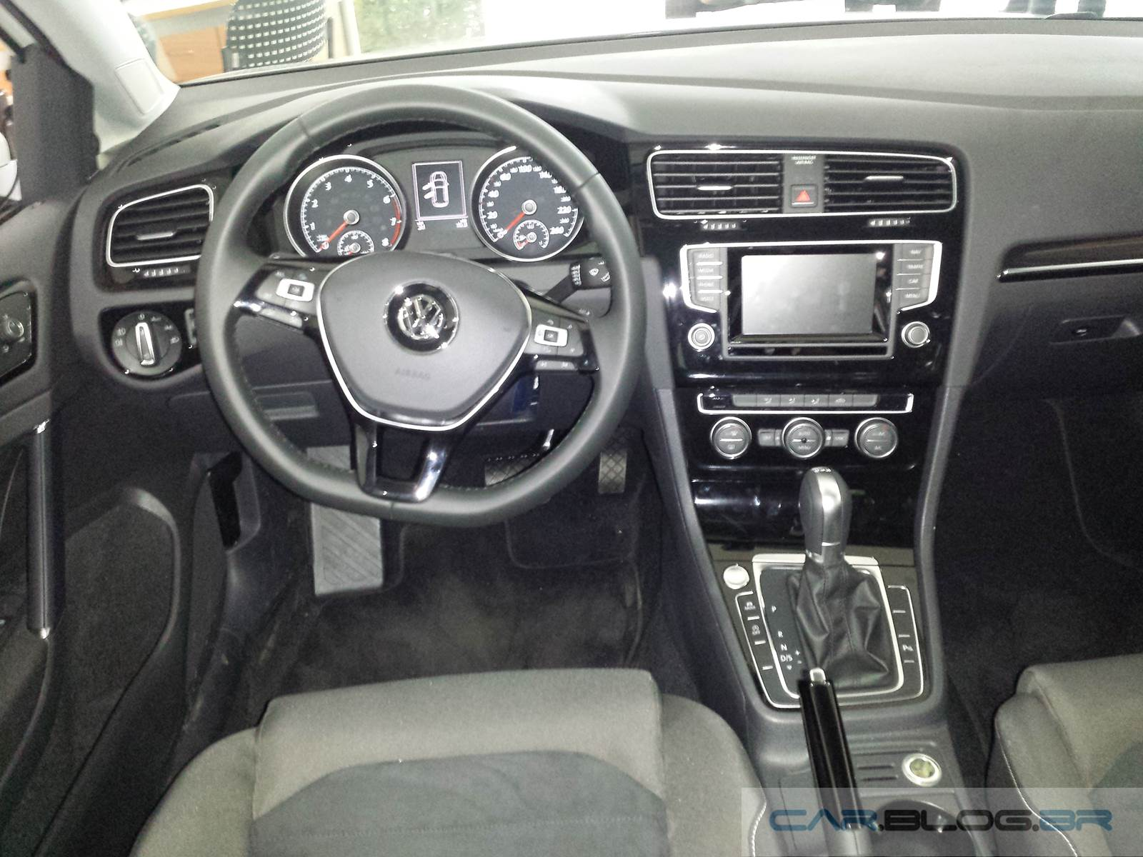 VW Golf Highline 2015 - interior