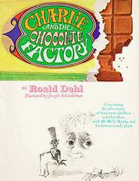 Cover of Charlie and the Chocolate Factory (Roald Dahl)