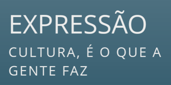 EXPRESSÃO